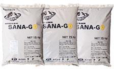 土壌調整剤SANA-Gリ-ズ