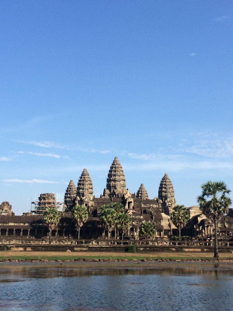 カンボジア観光