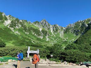 テント泊登山
