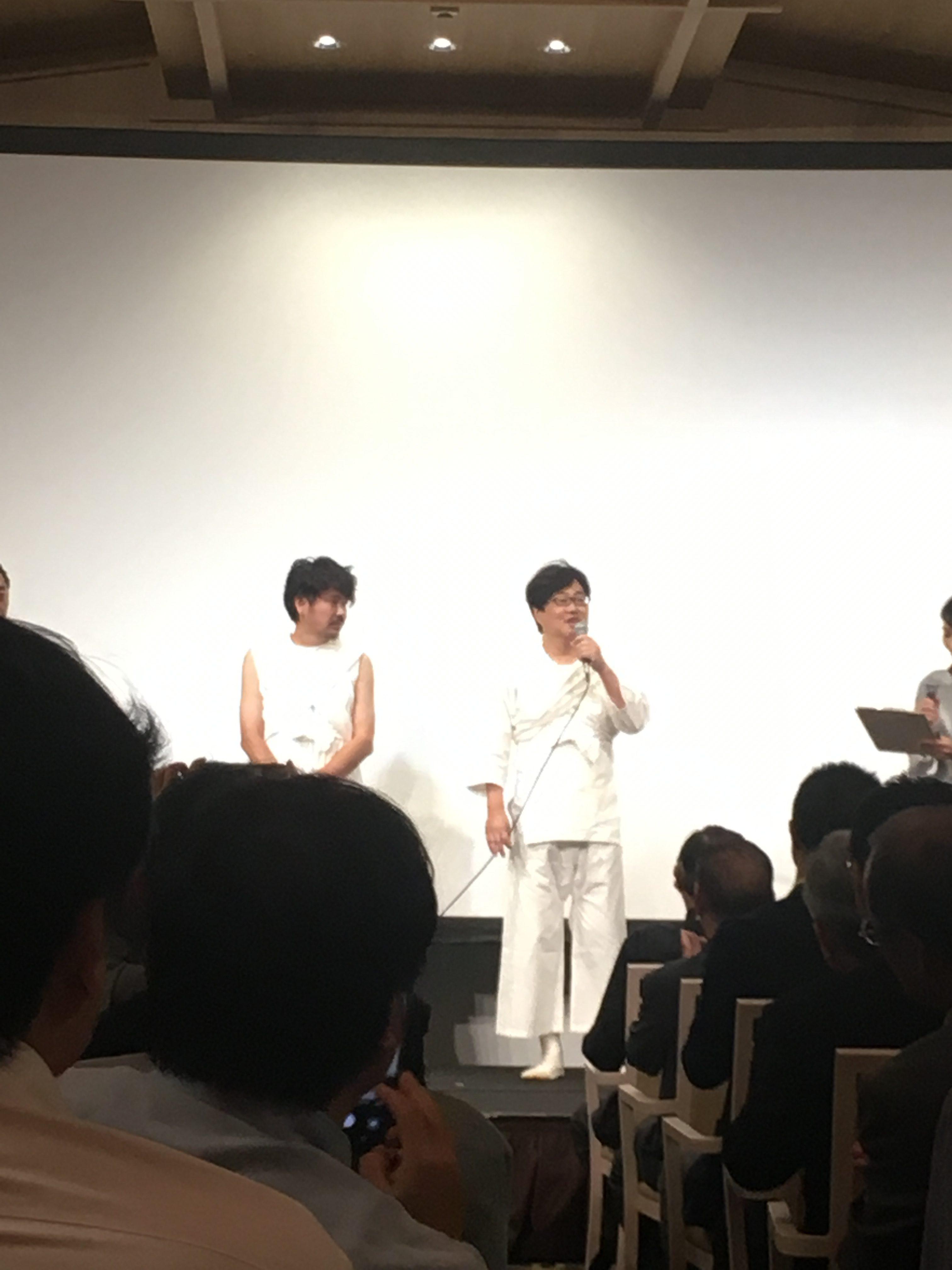 銀幕デビュー