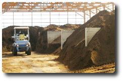 堆肥化施設